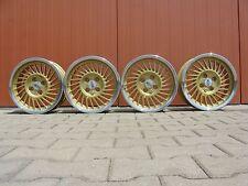 Alufelgen OZ Ruote Turbo Turbine Felgen 7x14 ET25 Typ 0180A KBA  4x100 BMW E30