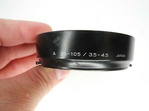 Minolta 55mm Camera Lens Hood For AF Zoom 35-105mm f/3.5-4.5
