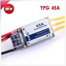 YPG 45A ESC (2~6S) SBEC Brushless Speed Controller For RC Helicopter