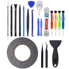 MMOBIEL Kit Complet d'outils 21 en 1 pour Ouverture et réparation de Smartphones