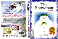 The Snow man (1982) - Dianne Jackson, Peter Auty, David Bowie    DVD NEW