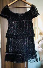 karen millen gypsy top & skirt 12 &14