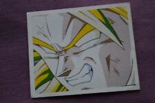 VIGNETTE STICKERS PANINI  DRAGONBALL Z TOEI ANIMATION N°25