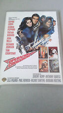 """DVD """"OPERACION CROSSBOW"""" COMO NUEVA SOPHIA LOREN GEORGE PEPPARD MICHAEL ANDERSON"""