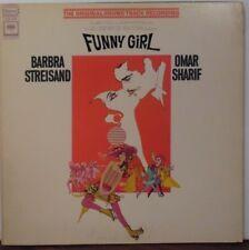 Orig. Soundtrack Recording Funny Girl Barbra Streisand vinyl BOS3220  081218LLE