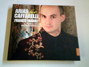 naive CD - Arias for Caffarelli - signiert von Franco Fagioli