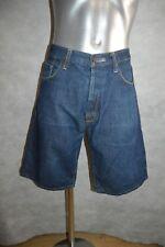 Jeans Shorts Evîsu Osaka Bermuda / Cargo Size 46 and Pant US W 36 Cotton, Vgc ,