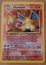 Rare Charizard Pokemon Card >>>>>CHRISTMAS SPECIAL PRICE REDUCED<<<<<<