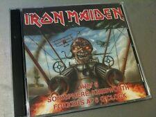 Iron Maiden Double CD Sonisphere Knebworth Maiden England Tour 2014