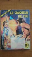 ELVIFRANCE  BD ADULTE EROTIQUE N°12 - 1984 - télé-pirate - le cracheur de feu