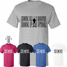 Cotton Blend Funny T-Shirts for Women without