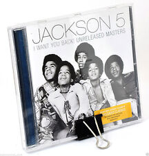JACKSON FIVE 5 I WANT YOU BACK! UNRELEASED MASTERS CD motown