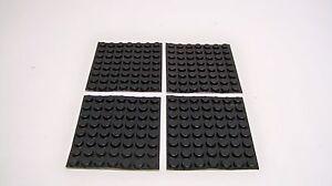 "3M Bumpon AV Feet / Bumper (lot of 4 sheets) # SJ5012 Black .5"" W x .14"" H (12C)"