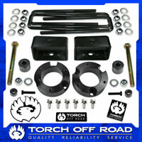 """3"""" Front 3"""" Rear Lift Kit for 2005-2021 Toyota Tacoma 4X4 4WD with Diff Drop"""