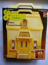 LITTLES CASETTA PORTATILE 3984 MATTEL 1981 VINTAGE