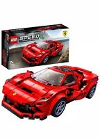 LEGO 76895 Speed Champions Ferrari F8 Tributo Car Set New In Box Great Gift
