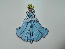 Aufnäher Aufbügler Patch Kinder Cinderella Flicken Nähen Bügelbild