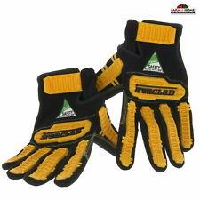Ironclad Impact Protection Work Gloves Black Amp Yellow Xxlxllg