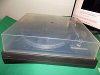 DUAL CS 505 Belt Drive vintage Turntable Made in Germany FAULTY / SPARES
