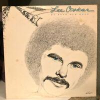 "LEE OSKAR - My Road Our Road <Promo> - 12"" Vinyl Record LP - VG+"