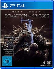 Mittelerde: Schatten des Krieges (Sony PlayStation 4, 2017)