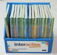 Pearson Interactive Science Grade 5 All Levels Leveled Reader Set 95 Books New
