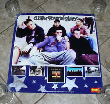 """A New Found Glory """"1st Promo Poster"""" Poster The Wonder Years Man Overboard"""