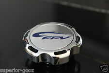 SHOW POLISHED FPV BADGE BILLET ENGINE OIL CAP FOR FORD BA/BF/FG F6 FALCON(6 Cyl)