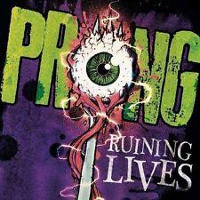 Prong - Ruining Lives CD 2014 limited digipack bonus track poster Steamhammer