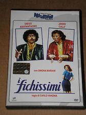 I FICHISSIMI (DIEGO ABATANTUONO & JERRY CALA') - DVD FILM