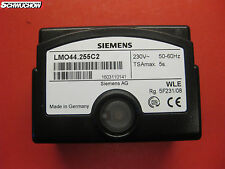 Feuerungsautomat Siemens LMO44.255C2 Ölfeuerungsautomat LMO 44.255 LOA44.252A27