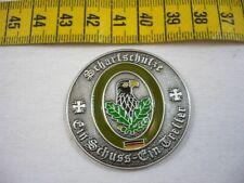 Bundeswehr: Kommandeurscoin - Challenge Coin Scharfschütze