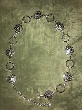 Women's Fashion Metal Long Chain Belt 43 1/2in. Long