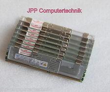 8GB 2 x 4GB 667MHz 2Rx4 Dimm RAM DELL PowerEdge 2950 PC2-5300F Speicher FB DIMM