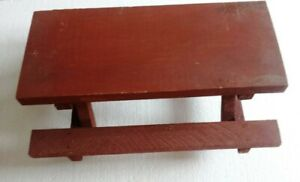 VINTAGE HITTY DOLL REUNION PICNIC TABLES (PAIR)