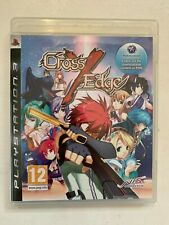 Cross Edge - Sony Playstation 3 Game - PS3