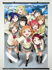 Love Live! Sunshine!!  Anime Poster Wall Scroll Home Decor 40*60cm