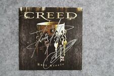 Creed - Full Circle CD Album signed / autograph / signiert