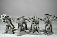 "Tssd23 ""The Cowboys (Tombstone Series 2)"" 54mm Western Plastic Toy Soldiers"