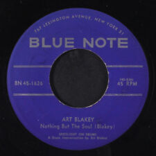 ART BLAKEY: Message From Kenya / Nothing But The Soul 45 Jazz