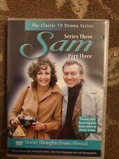 SAM SERIES 3 PART 3 DVD RETRO 70S DRAMA