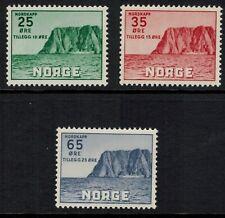 Noorwegen Norge postfris Mi 408 - 410 , F 441 - 443 (N112)