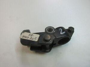 2. KawasakI GPZ 600 R ZX600A Kupplungshebelhalter (2) für Kupplungshebel Lenker