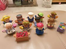 Fisher Price Little People Figures Bundle
