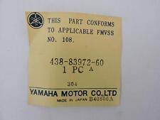 138-83972-60 NOS Yamaha Handlebar Switch DT175 DT250 DT360 DT100 Y600