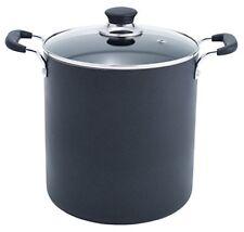 T-fal B36262 Specialty Total Nonstick Dishwasher Safe Oven Safe Stockpot Black