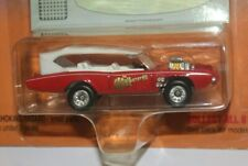 JOHNNY LIGHTNING - MONKEEMOBILE ( PONTIAC GTO )  1/64 SCALE DIECAST - 1998  - SE