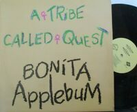 "A TRIBE CALLED QUEST ~ Bonita Applebum ~ 12"" Single PS"