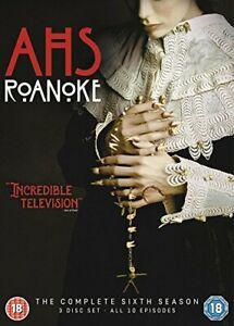 American Horror Story: Season 6 - Roanoke [DVD][Region 2]