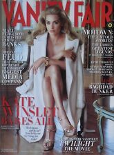 KATE WINSLET December 2008 VANITY FAIR Magazine MOTOWN: THE UNTOLD STORIES!